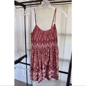 Tribal Summer Dress